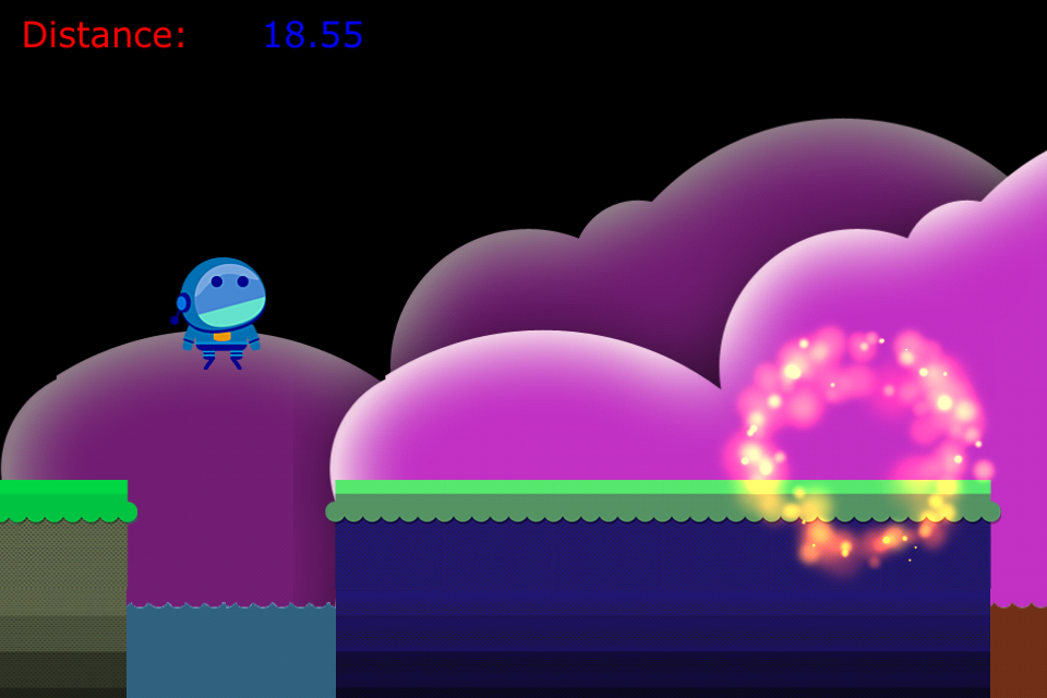 Screenshot Creating Games with cocos2d – Pack 2