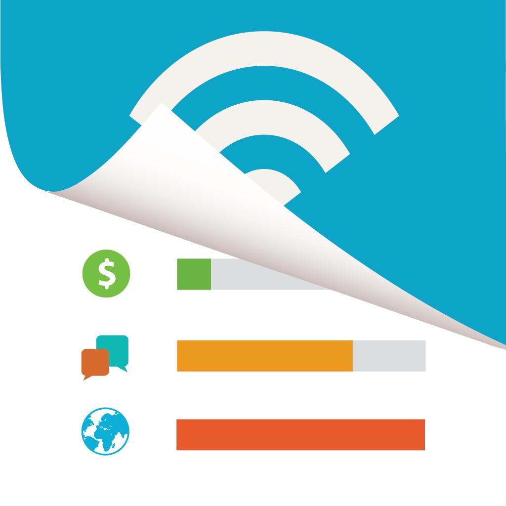 My Data Manager - あなたのモバイルデータの使用状況を追跡し、お金を節約する