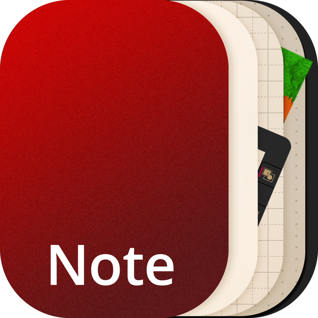 NoteLedge Premium - Notizen machen, Kurzmemo, Audio und Video ...